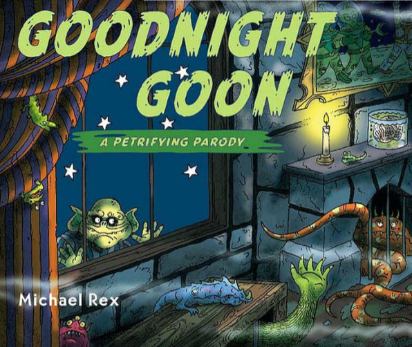 Goodnight Goon book cover